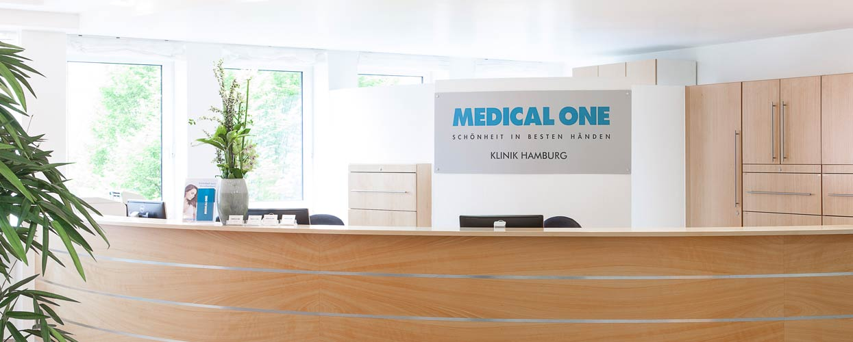 Schönheitschirurgie in der Klinik Hamburg - Medical One
