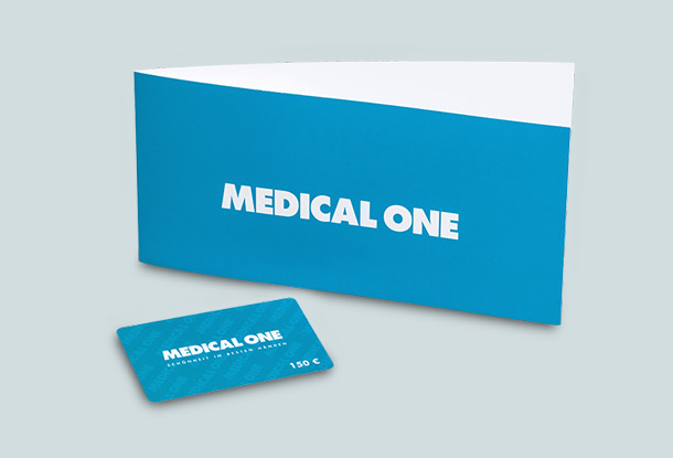 Shop Gutschein bei MEDICAL ONE